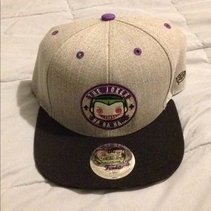 Exclusive DC Funko Joker Baseball Hat